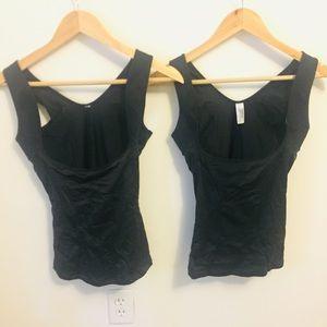 2 flexxes shape wear tops